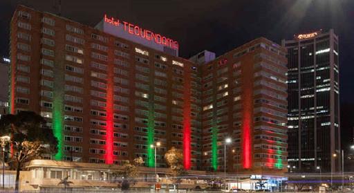 El tradicional hotel Tequendama de Bogotá, al servicio de la emergencia