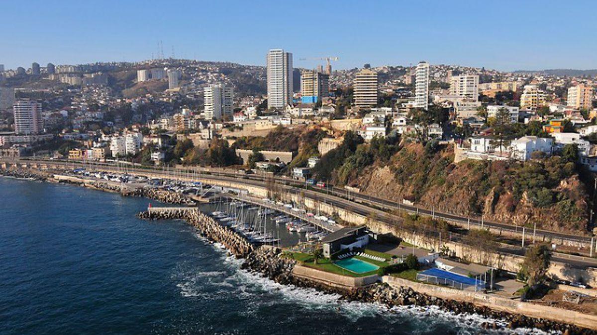 El gobierno de Chile exigió a miles de personas que regresaran a Santiago desde Viña del Mar y Valparaíso