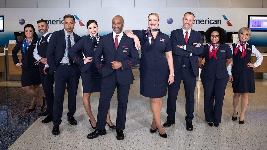 Staff de American Airlines