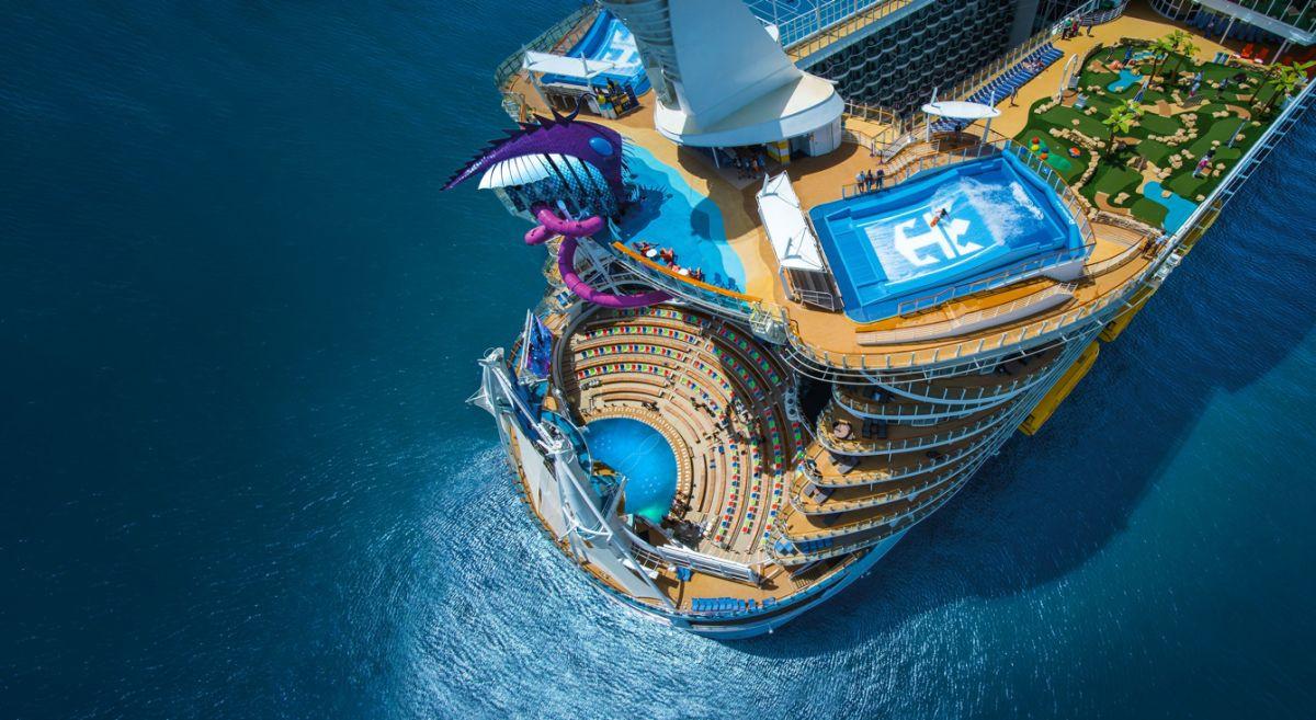 Royal Caribbean reduce su tamaño para enfrentar la crisis