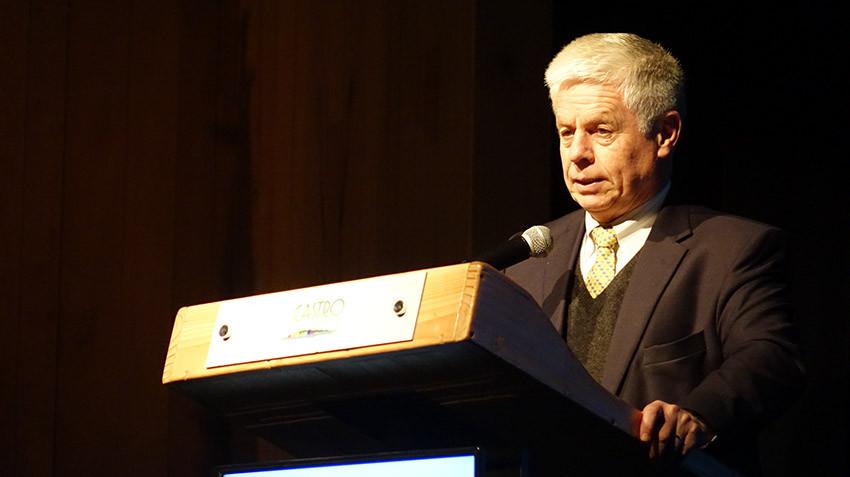 Guillermo Correa, presidente de ACHET y FOLATUR