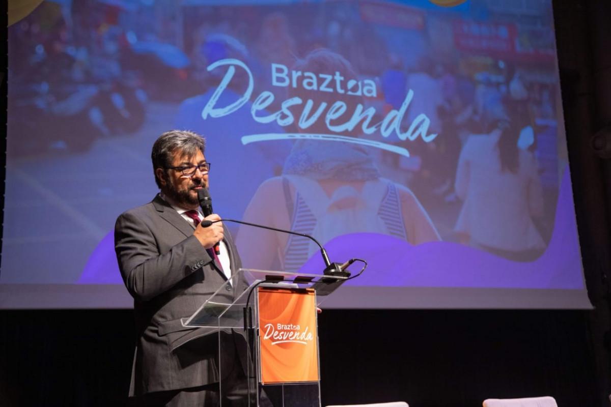 Roberto Nedelciu, presidente de Braztoa