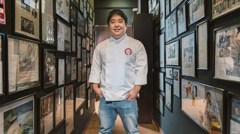 Chef Mitsuharu Tsumura, dueño de Maido