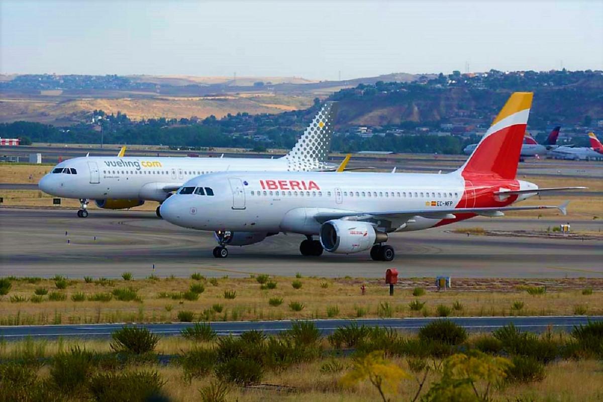 Iberia y Vueling obtienen financiación sindicada por 750 y 260 millones