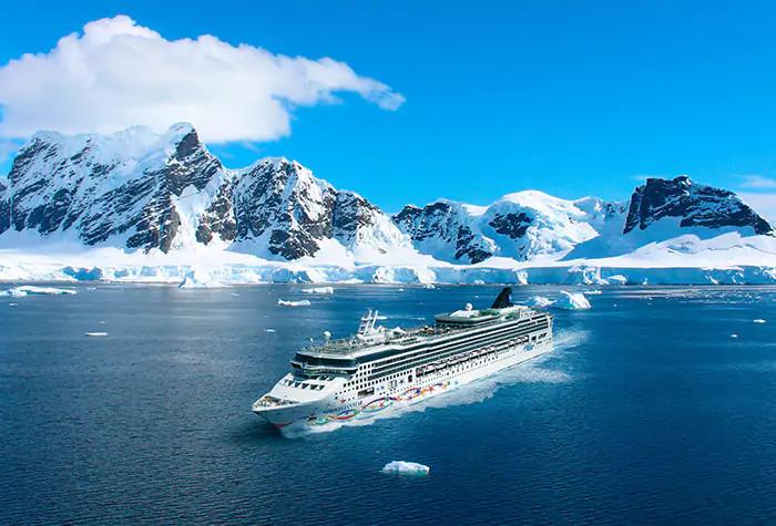 Norwegian Star visitará la Antártida en 2021/2022