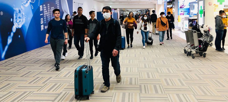 Medidas de aeropuertos y aerolíneas deberán estar coordinadas
