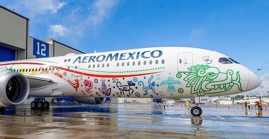 Aeroméxico retoma los vuelos internacionales desde junio