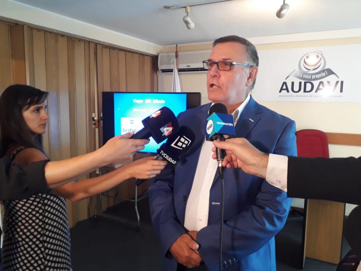 Carlos Pera, presidente de AUDAVI