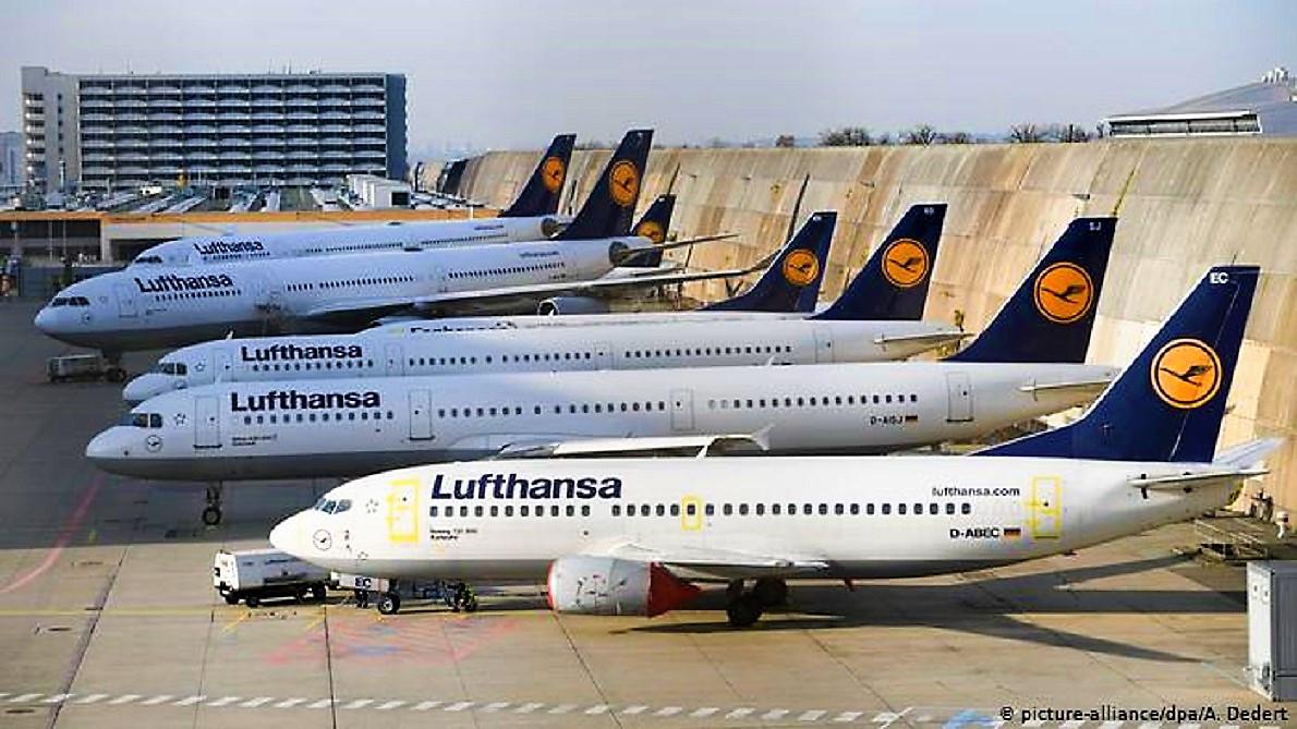 Lufthansa Es