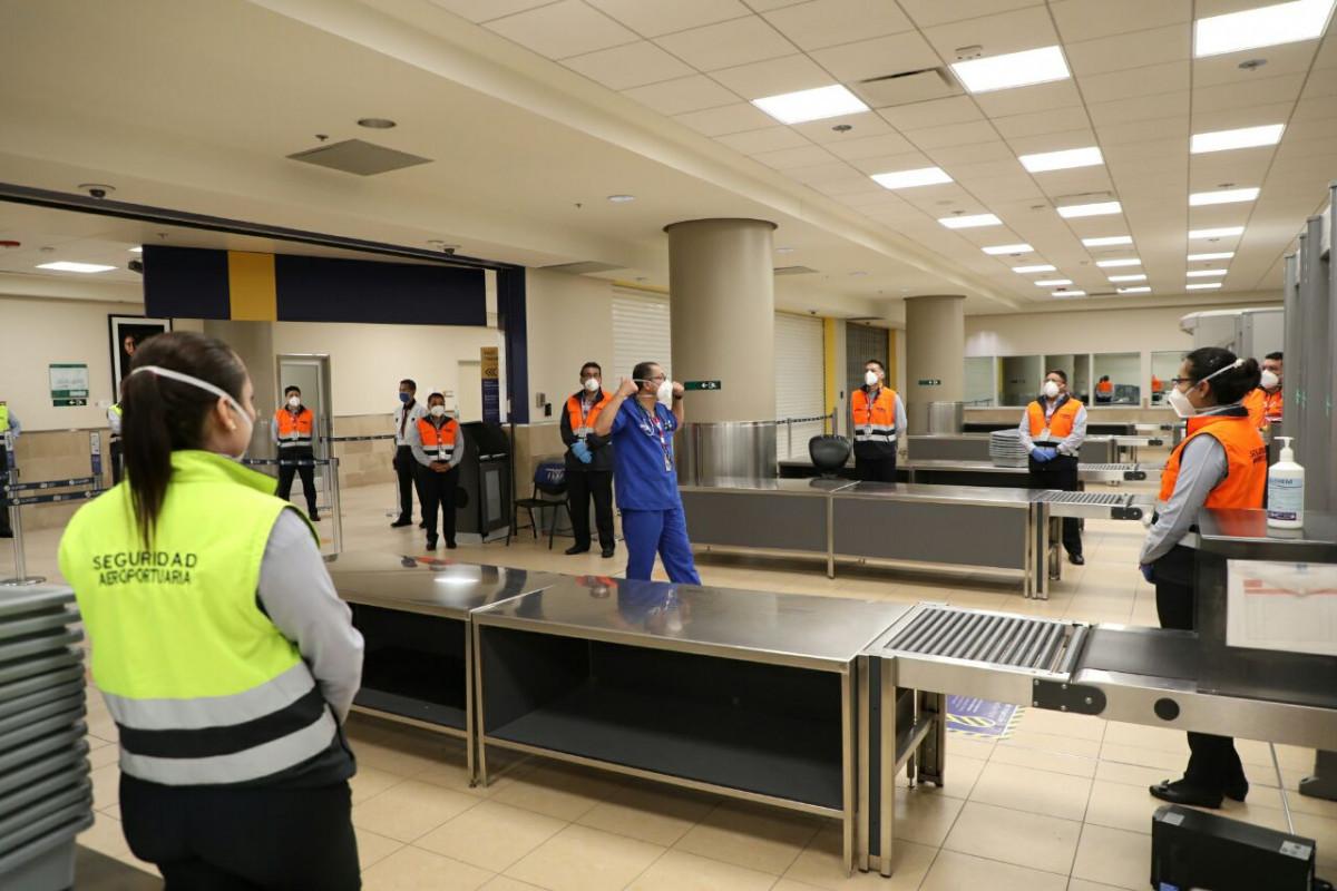 Aeropuerto de Quito reabrió este lunes 1° a la operativa doméstica