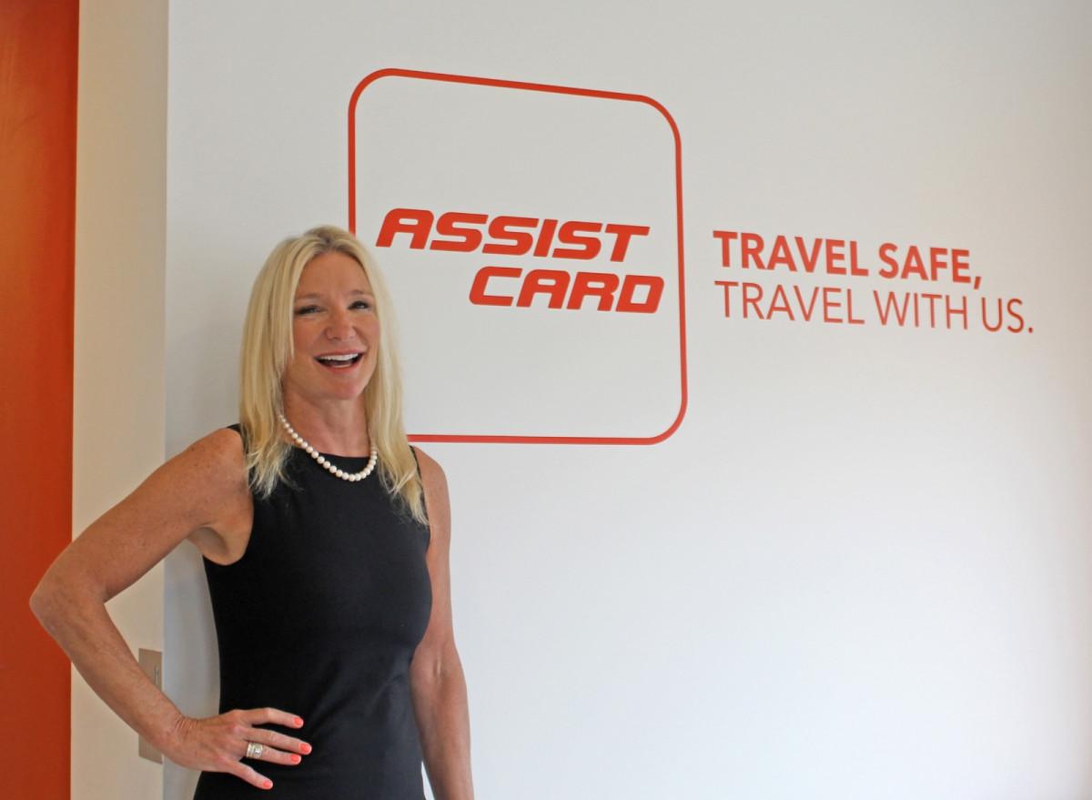 Alexia Keglevich, CEO de Assist Card