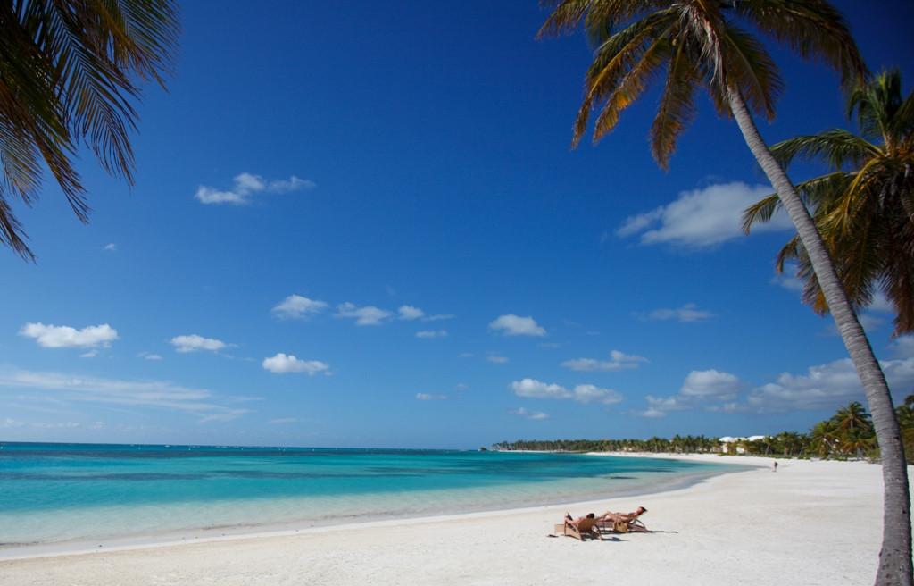 L 115218 Punta Cana 029 - República Dominicana Abre Las Puertas A Turistas Extranjeros El 1 De Julio