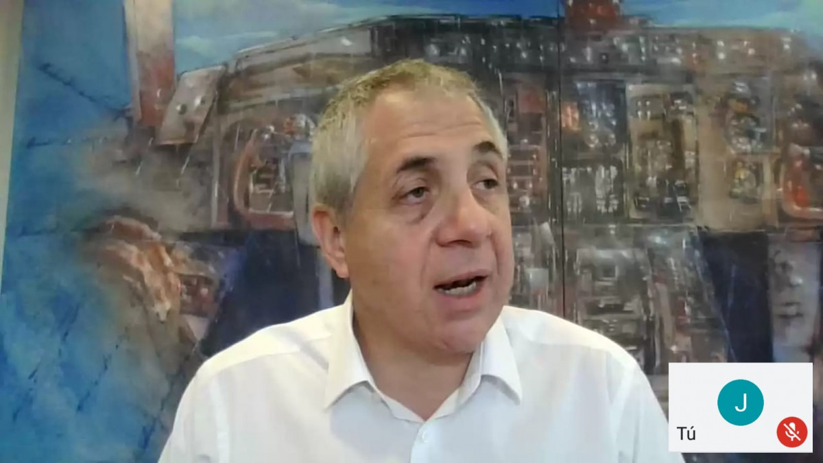 Roberto Alvo, CEO de LATAM