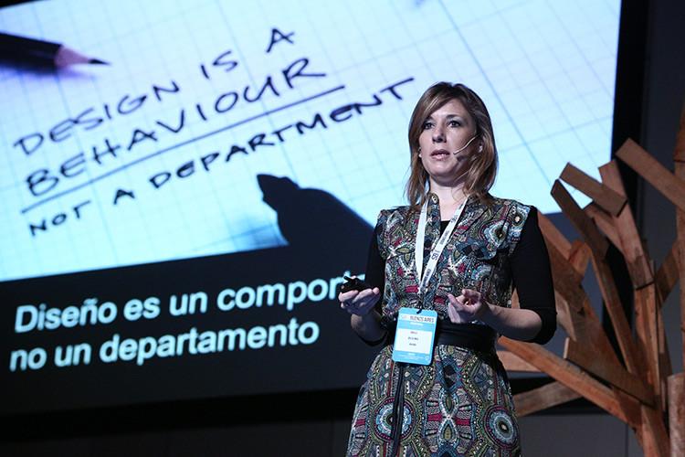 Giselle Della Mea, design thinker