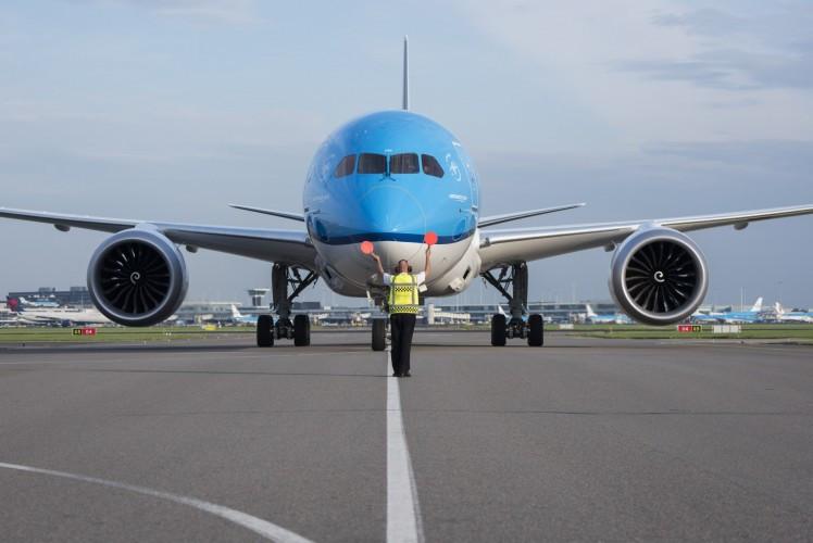 Boeing 787-9 de KLM