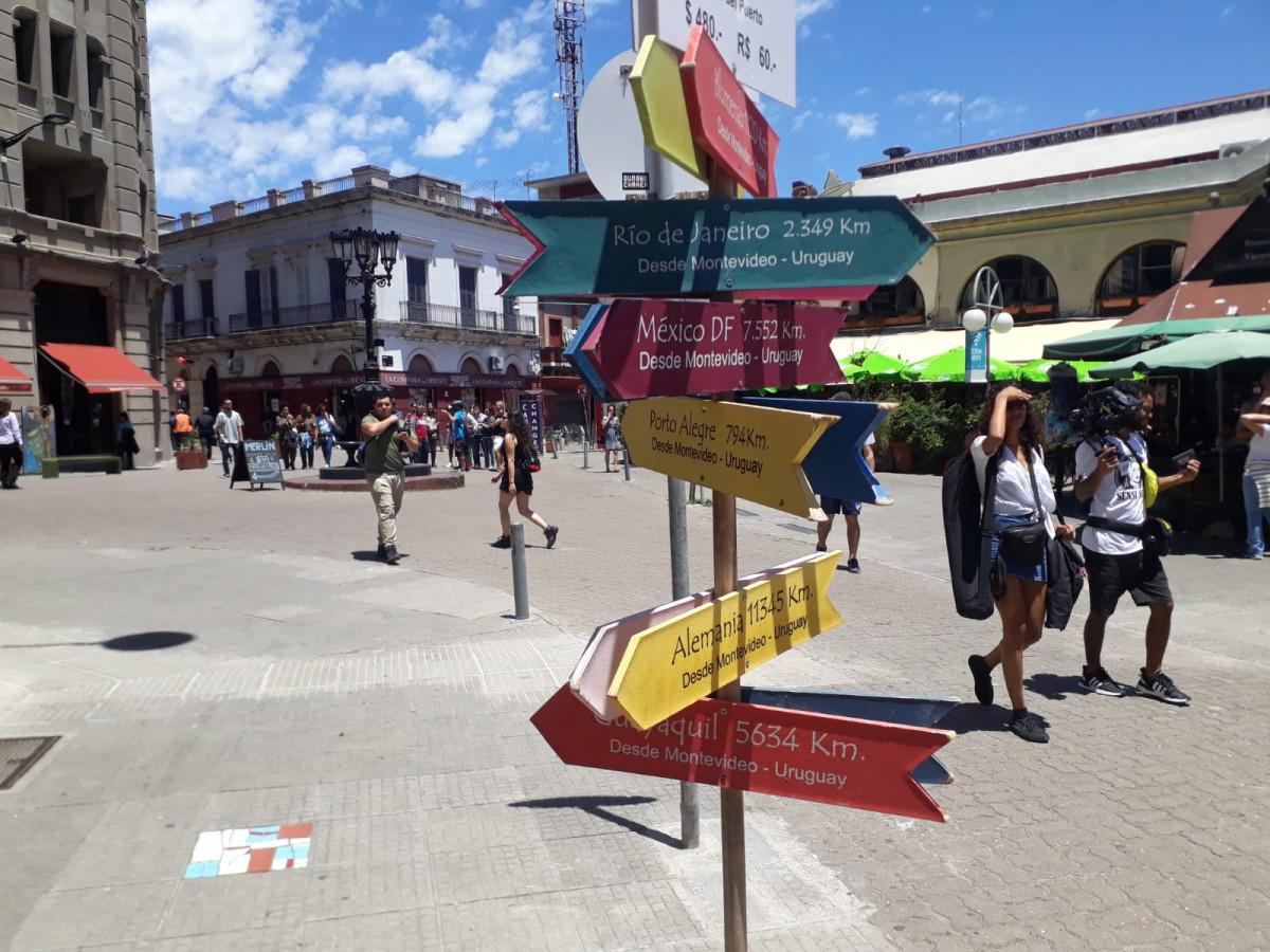 Montevideo ante la reapertura de turismo