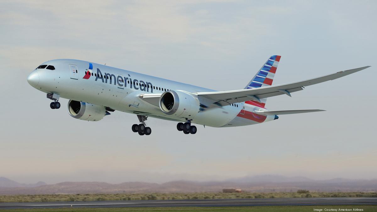American Airlines vuelve a Montevideo y lo hará con el B787 Dreamliner