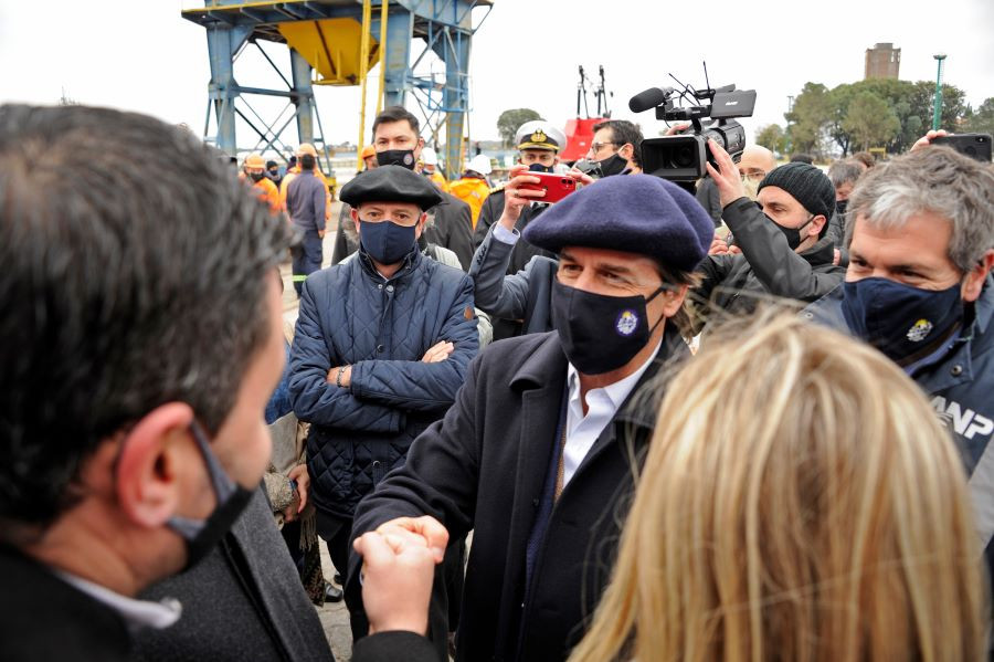 Presidente de Uruguay Luis Lacalle Pou