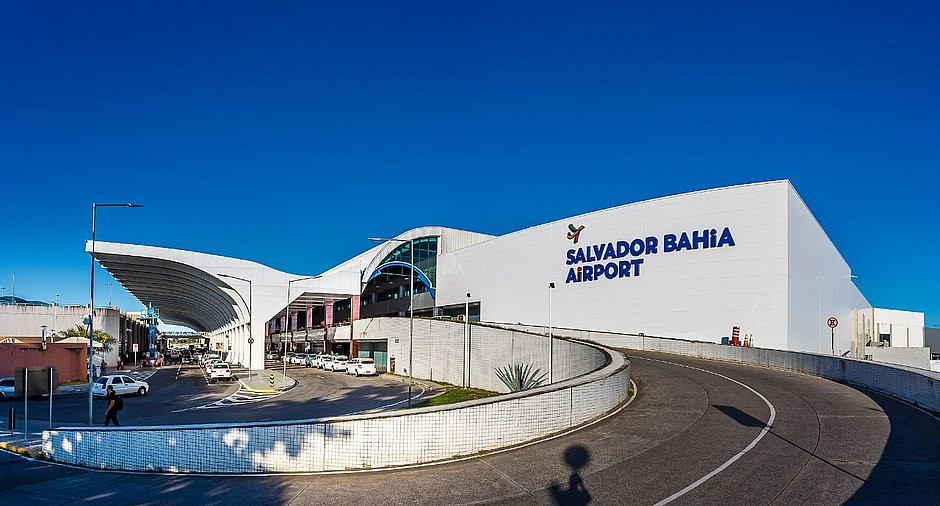 Aeropuerto de Salvador, Bahia