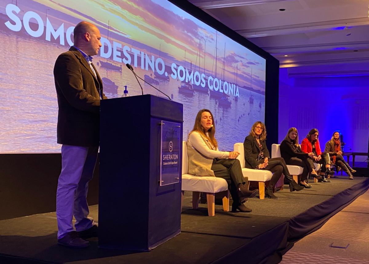 Presentación en Colonia del Cluster de Operadores Receptivos de Uruguay