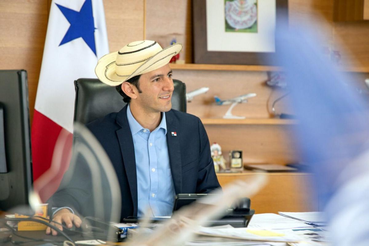 Ivan Eskildsen, administrador de la ATP de Panamá. Foto: Inout Viajes