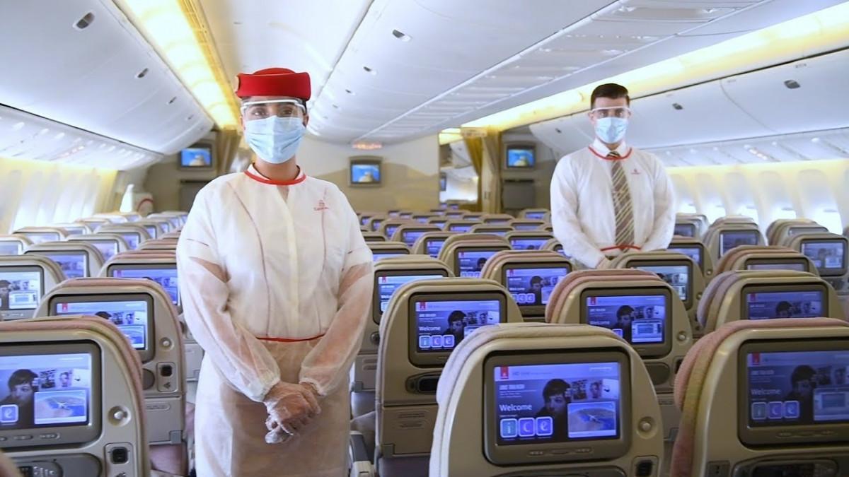 Emirates tramitó el 90% de los reembolsos solicitados por pasajeros.