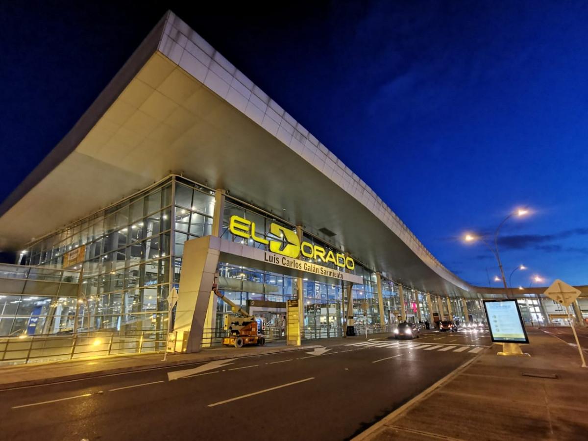Aeropuerto Eldorado de Bogotá