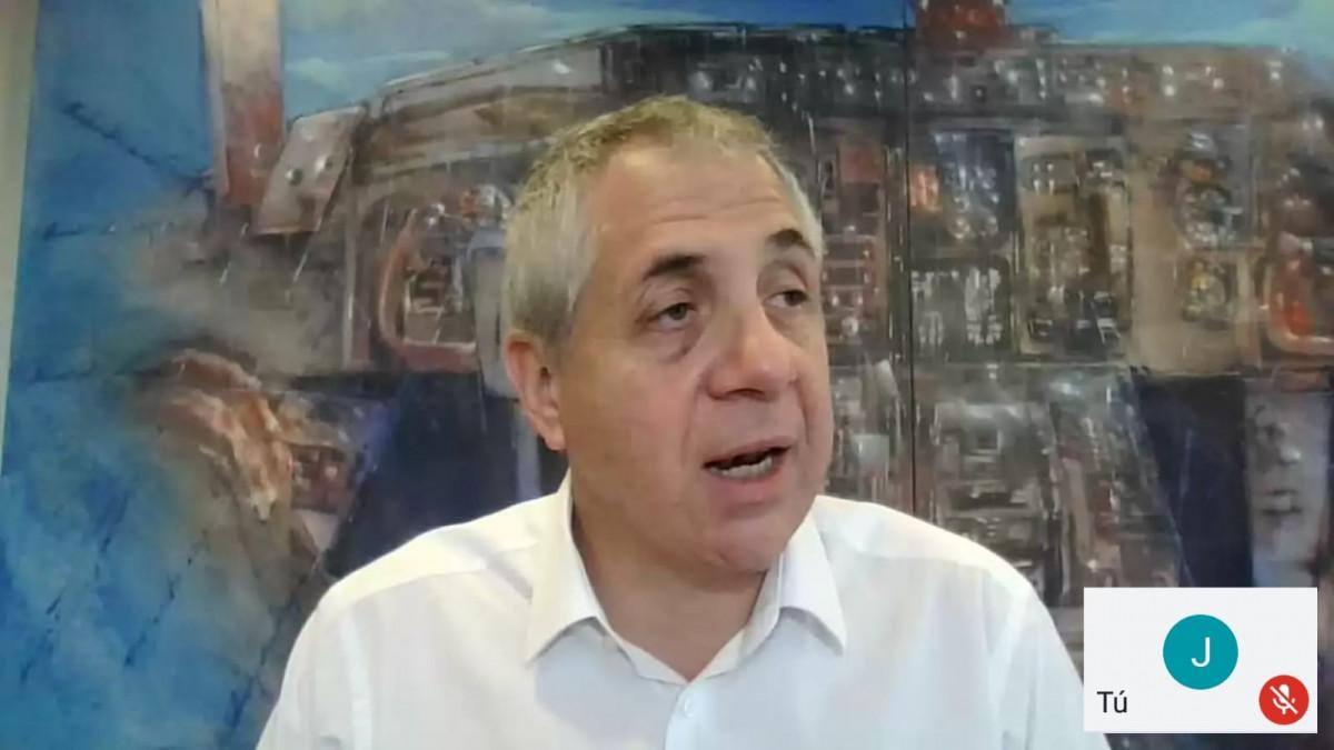 Roberto Alvo, CEO de LATAM Airlines