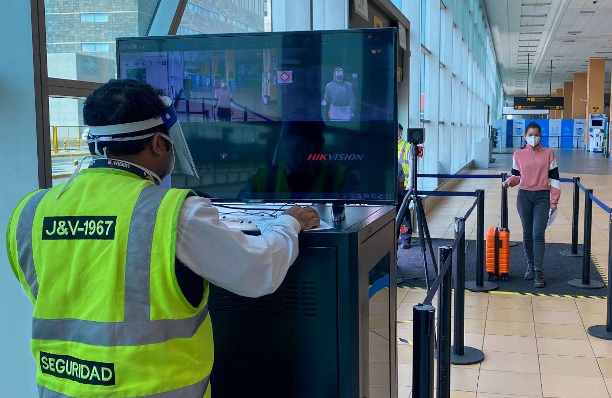 Perú reanuda los vuelos internacionales desde el 5 de octubre
