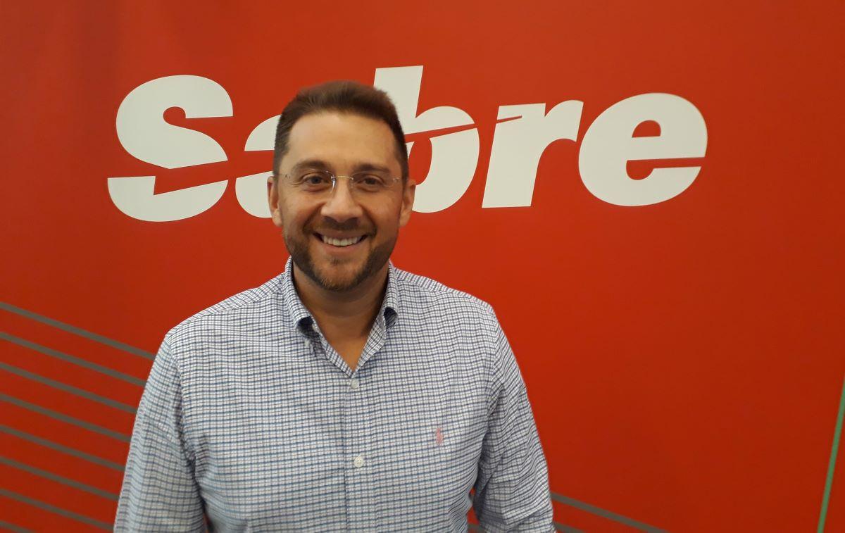 Esteban Velasquez, vicepresidente de Sabre para Latinoamérica y el Caribe