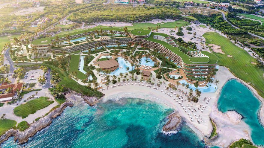 Proyecto del St. Regis Cap Cana Resort & Residences.