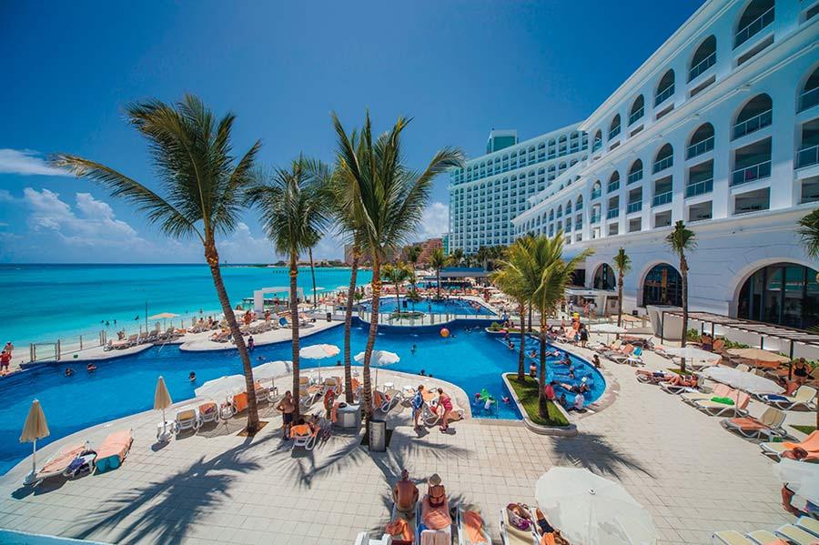 Hotel Riu Cancun all inclusive