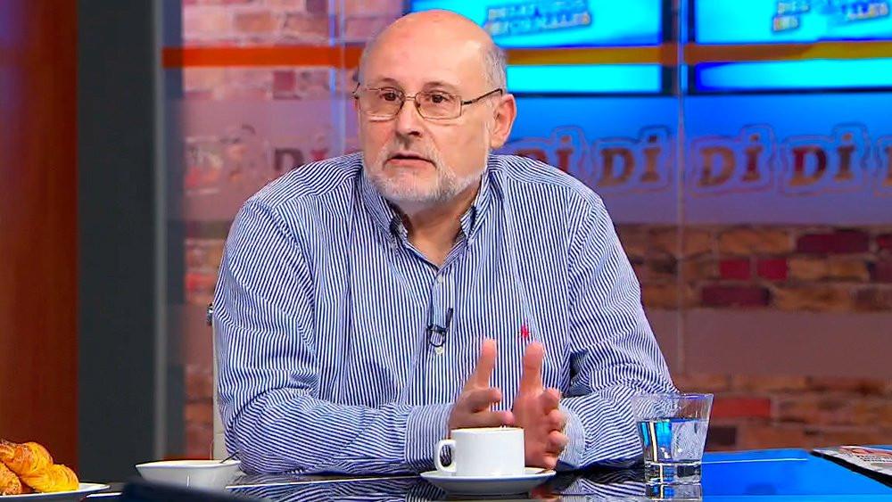 Juan Martínez, presidente de la Cámara Uruguaya de Turismo