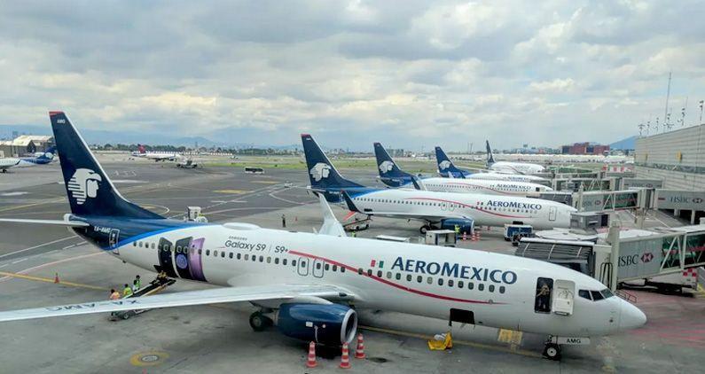 Aeroméxico busca recuperar demanda y amplía la oferta de frecuencias y destinos