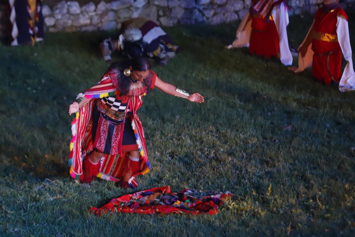 Machu Picchu celebró su reapertura con un inusual show.