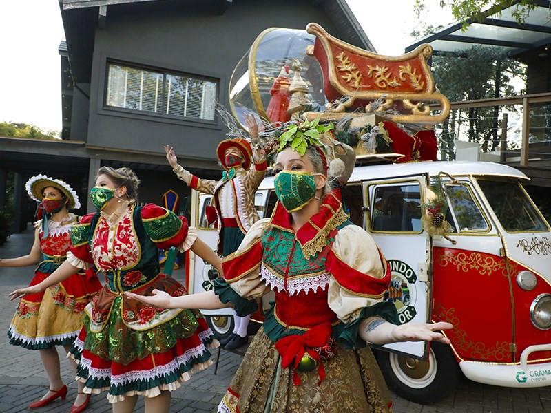 Crece mes a mes la actividad turística en Brasil