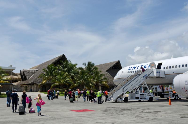 Aeropuerto Internacional de Punta Cana.