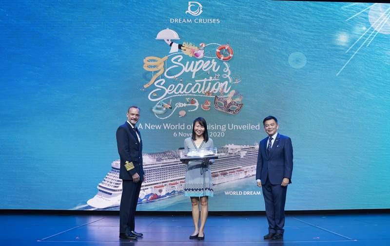 Seacations, el concepto de la naviera Genting Cruise Lines