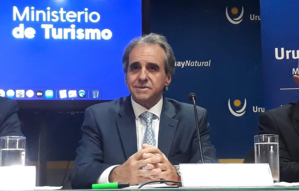 Remo Monzeglio, subsecretario del Ministerio de Turismo de Uruguay.
