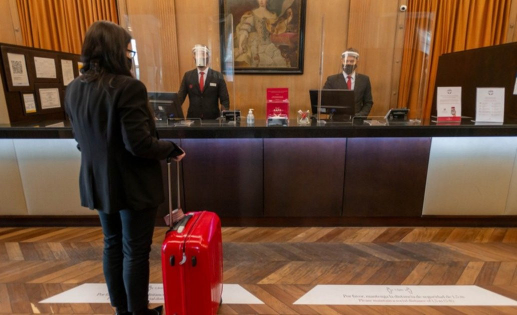 Hoteles de Argentina en situación crítica