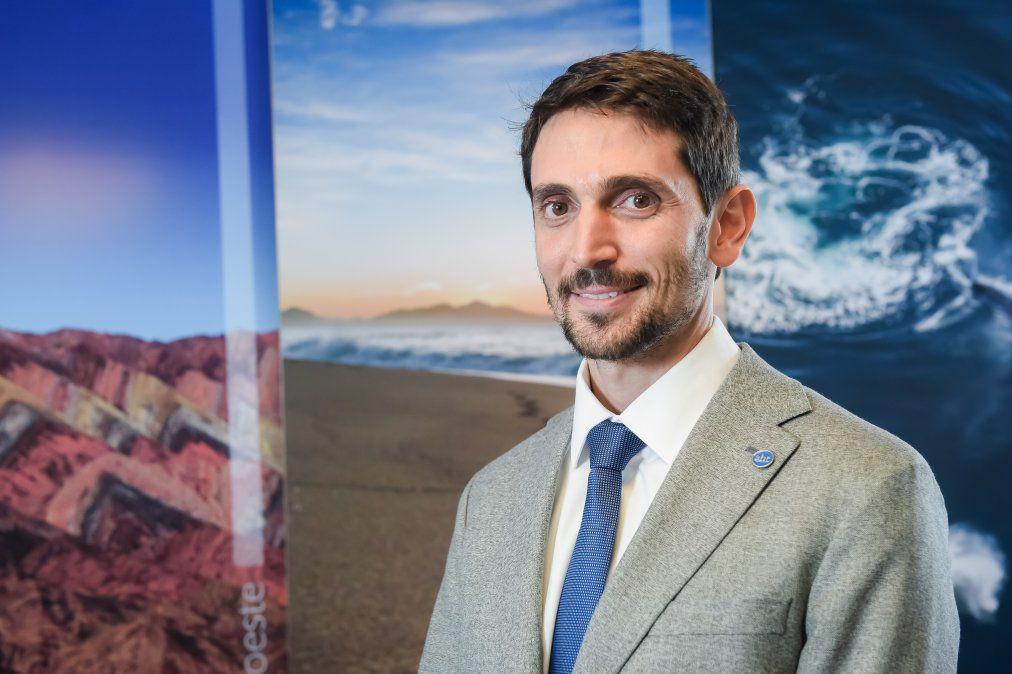 Roberto Amengual, presidente de AHT