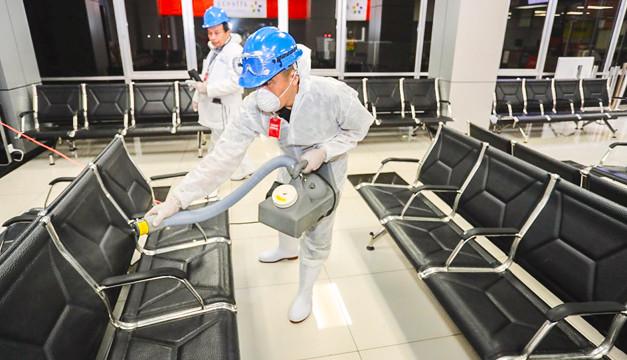 Aeropuertos podrán participar de auditorías para obtener una certificación