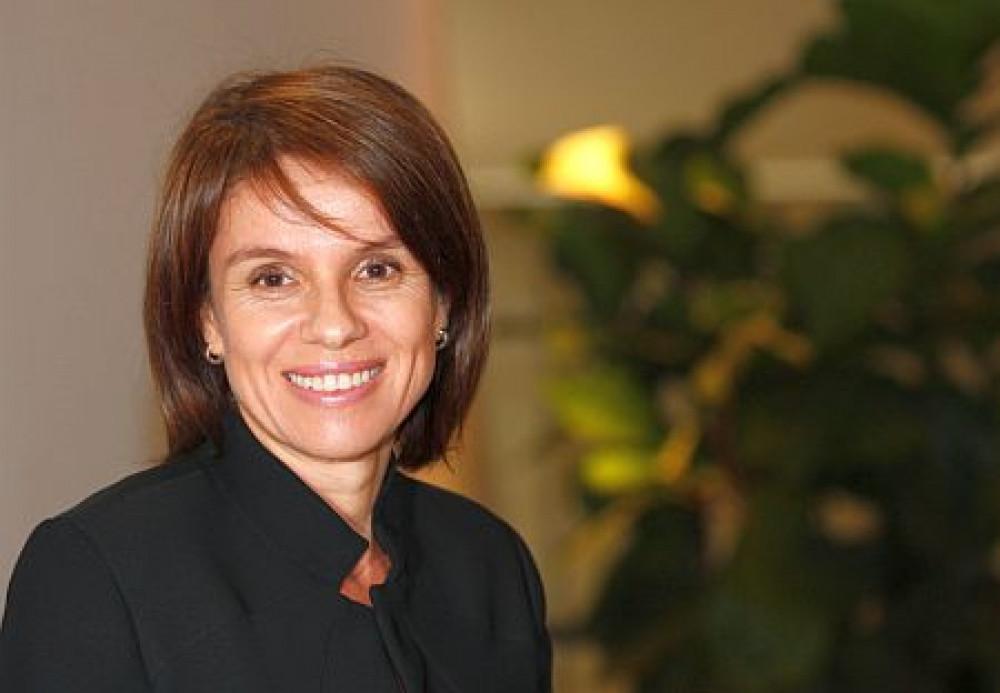 Jeanine Pires, directora de Matcher.