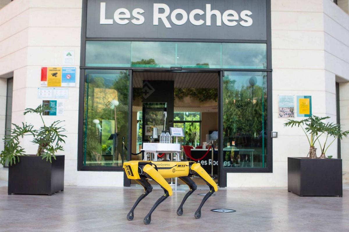 Les Roches Marbella se convierte en laboratorio de ideas para el turismo 1