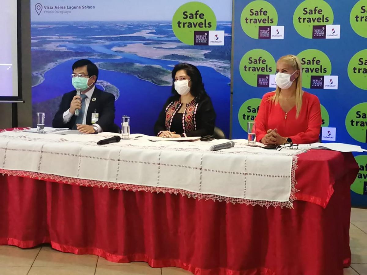Primer balance pospandemia del turismo internacional en Paraguay