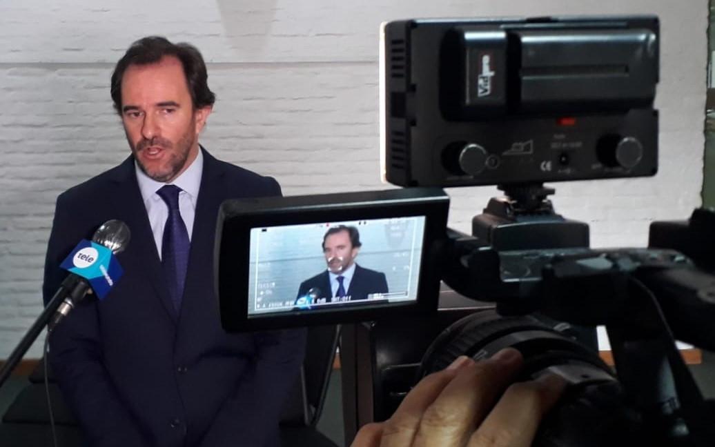 Ministro de Turismo de Uruguay, Germán Cardoso