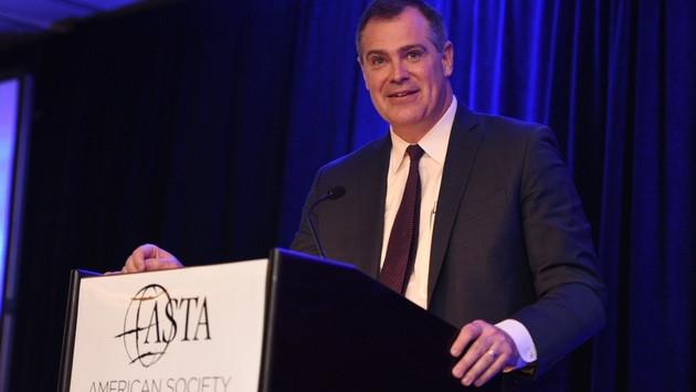 Zane Kerby, CEO y presidente de ASTA. Foto: Travel Pulse