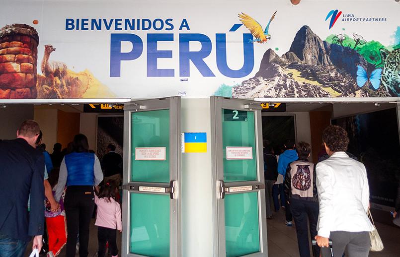 Aeropuerto Chaves de Lima.