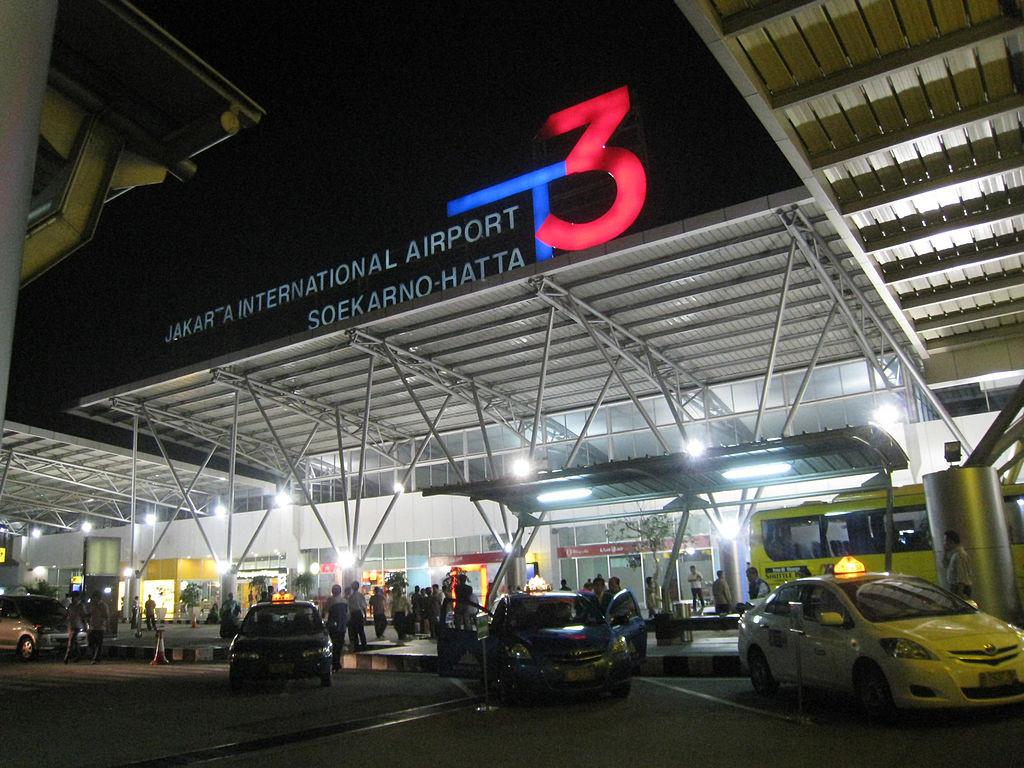 Aeropuerto de Yakarta.