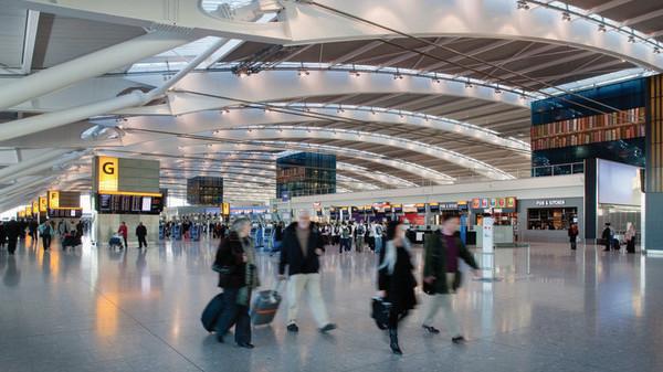 Aeropuerto de Heathrow. Foto: Aviation Pros